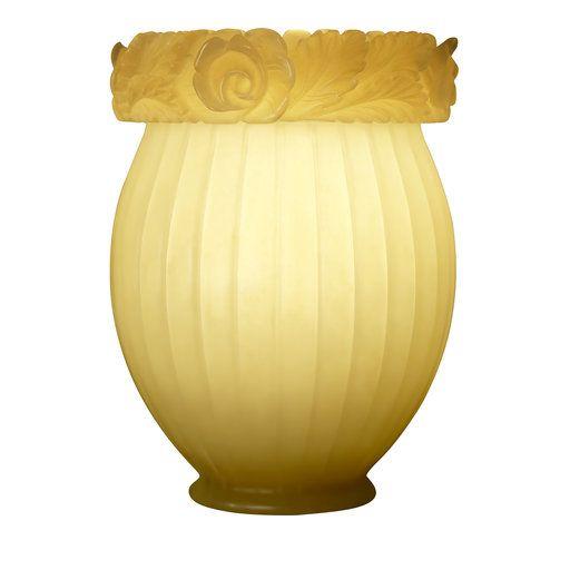 Lampada Fiore in alabastro