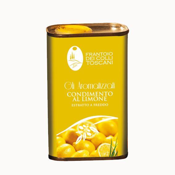 Gli Aromatizzati: Condimento al limone