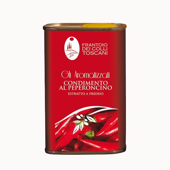 Gli Aromatizzati: Condimenti al peperoncino
