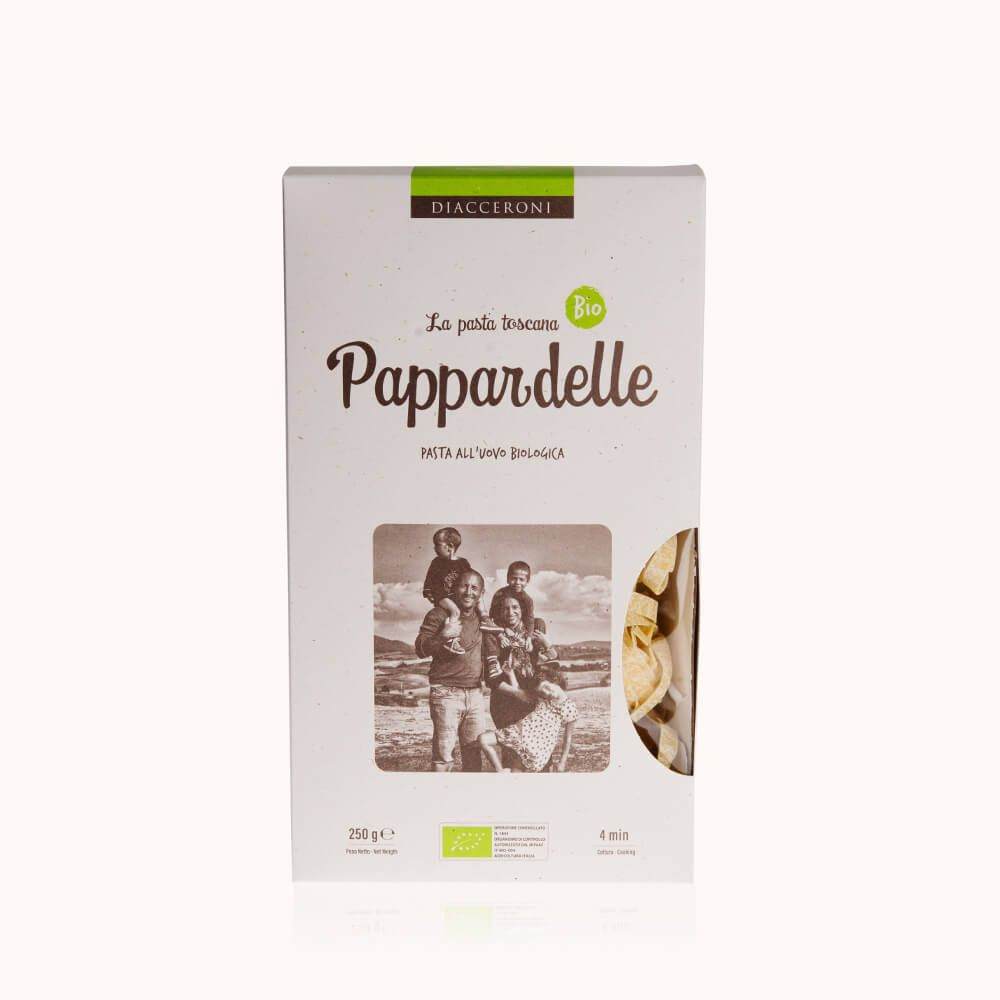 Pappardelle Diacceroni
